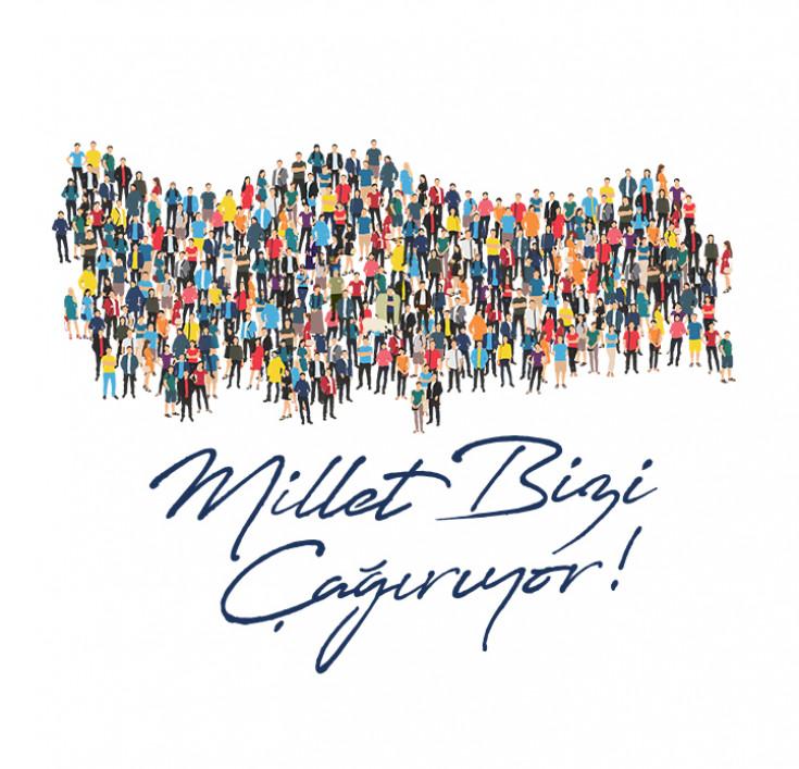 Zengin, Mutlu ve Güçlü bir Türkiye!